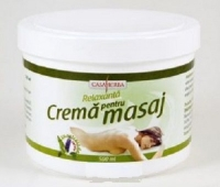 CREMA PENTRU MASAJ (SALVIE) 500ML, INTERHERB