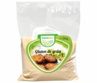 GLUTEN DE GRAU 250GR., SANO VITA