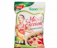 MUSLI EXCELENT 500GR, SANO VITA