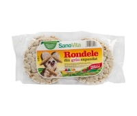 RONDELE GRAU SIMPLE 80GR, SANO VITA