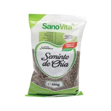 SEMINTE DE CHIA 150GR, SANO VITA