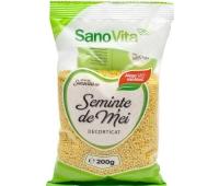 SEMINTE DE MEI DECORTICAT 200GR, SANO VITA
