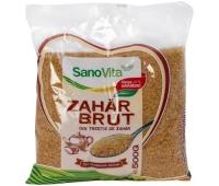 ZAHAR BRUT (DIN TRESTIE) 500GR, SANO VITA