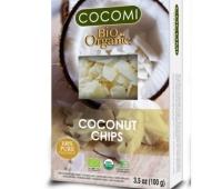 COCOMI CHIPS DE COCOS RAW (BIO) 100GR, MY BIO NATUR