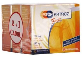 StopArtroz Forte Oferta 2+1 Gratis