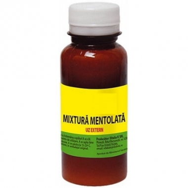 MIXTURA MENTOLATA 100ML, ADYA GREEN PHARMA