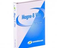 MAGNE B-VITA 20CPS, AMNIOCEN