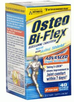 Osteo Bi-Flex X 75 capsule intarirea articulatiilor