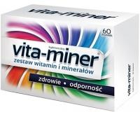 VITA-MINER 60CPR, BIOMIGA