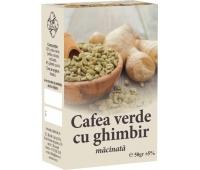 CAFEA VERDE CU GHIMBIR 50GR, BIS NIS