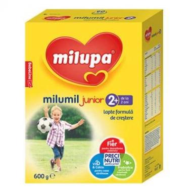 Milupa Milumil Junior 2+ new x 600 gr
