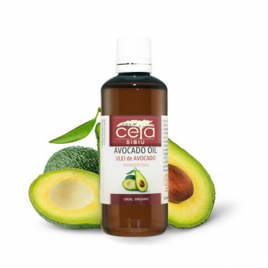 ULEI DE AVOCADO 30ML, CETA