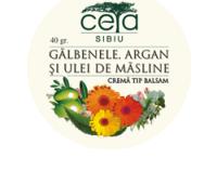 UNG GALBENELE SI UL.ARGAN SI UL.MASLINE 20GR/25ML, CETA