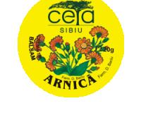 UNGUENT ARNICA 20GR/25ML, CETA