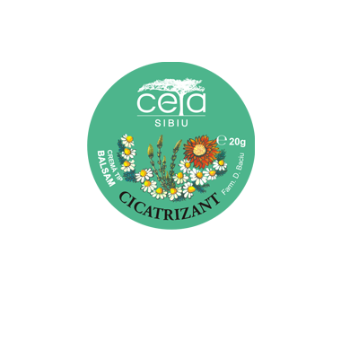 UNGUENT CICATRIZANT 20GR/25ML, CETA