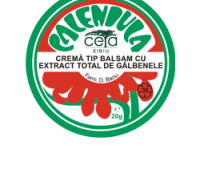 UNGUENT GALBENELE 40GR/50ML, CETA