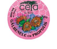 UNGUENT GALBENELE SI PROPOLIS 40GR/50ML, CETA