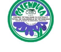 UNGUENT GALBENELE SI TATANEASA 20GR/25ML, CETA