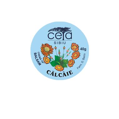 UNGUENT PT CALCAIE 40GR/50ML, CETA