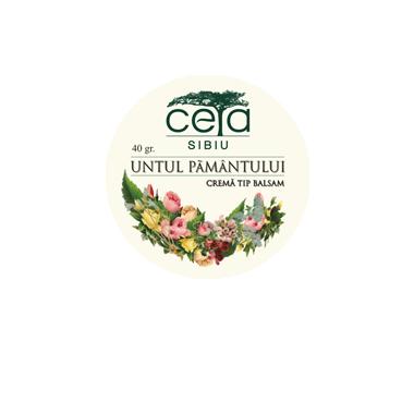 UNGUENT UNTUL PAMANTULUI 40GR/50ML, CETA