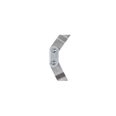 Orteza genunchi mobila articulatie metalica laterala
