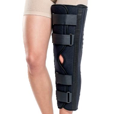 Orteza pentru genunchi fixa Triatex