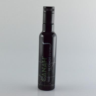 CANAH HEMP OIL CHILLI ECO 250ml (ulei canepa cu chili)