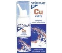 Sterimar spray nazal cu apa de mare si cupru 100 ml