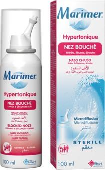 Marimer Hypertonique spray nazal x 100 ml