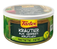 PATEU VEGETAL CU PLANTE(post) TARTEX ECO 125gr NATURA LAND