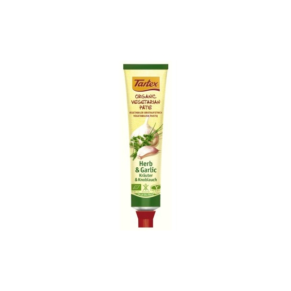 Pateu vegetal plante si usturoi post tartex eco 200gr for Plante vegetal