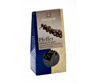 CONDIMENT - PIPER NEGRU BOABE ECO 35gr SONNENTOR