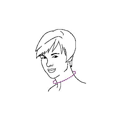 Orteză cervicală moale