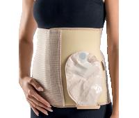 Corset abdominal pentru stomă cutanată