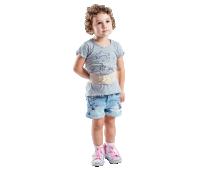 Corset abdominal pentru hernie ombilicală, JUNIOR