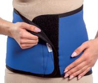 Corset abdominal neopren, SLIMTEX