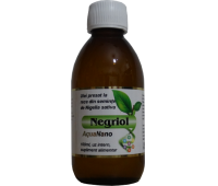 NEGRIOL (ulei de negrilica presat la rece) 100ml AGHORAS