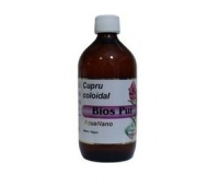 CUPRU COLOIDAL BIOS - PUR 500ml AGHORAS