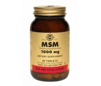 MSM 1000MG 60CPR