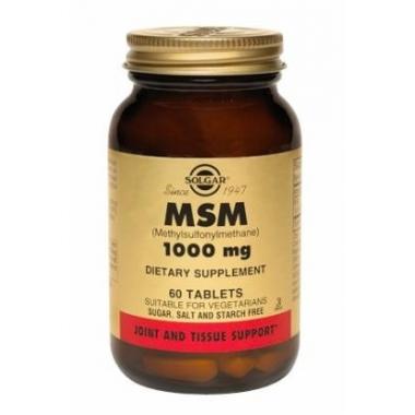 MSM 1000MG 60CPR