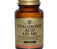COMPLEX CU ACID HIALURONIC 120MG 30CPR