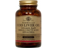 COD LIVER OIL 100CPS
