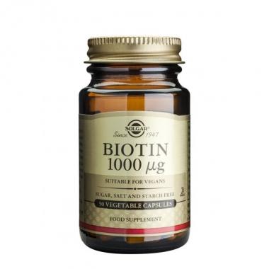 BIOTINA 1000µg 50CPS