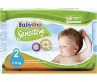 SCUTECE BABYLINO SENSIT. NR2(3-6KG) 26B