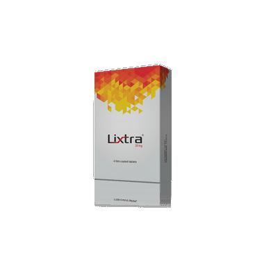 Lixtra (4 tablete)