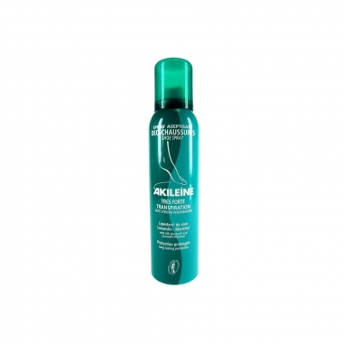 Akileine Green Spray incaltaminte, 150 ml
