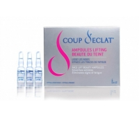 Asepta Coup D'Eclat Fiole cu efect lifting, 12fiole