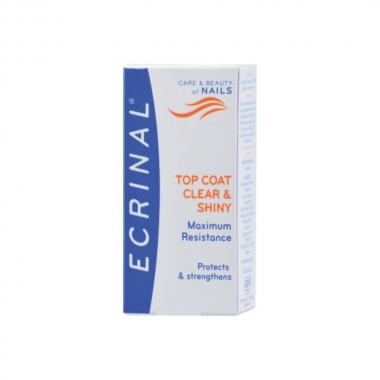 Asepta Ecrinal Lac stralucitor, 10ml