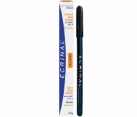 Asepta Ecrinal Creion pentru ochi negru, 0.5g