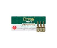 ECRINAL ANP2+ Fiole impotriva caderii parului, 8 fiole x 5 ml